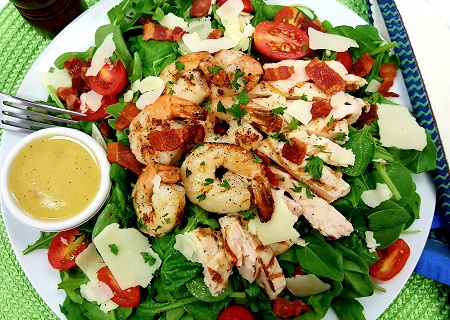 Soup and Salads