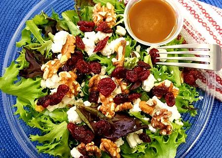 Salads etc.