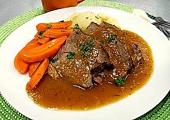Braised Beef Pot Roast