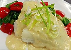 Thaï Green Curry Coconut Cod